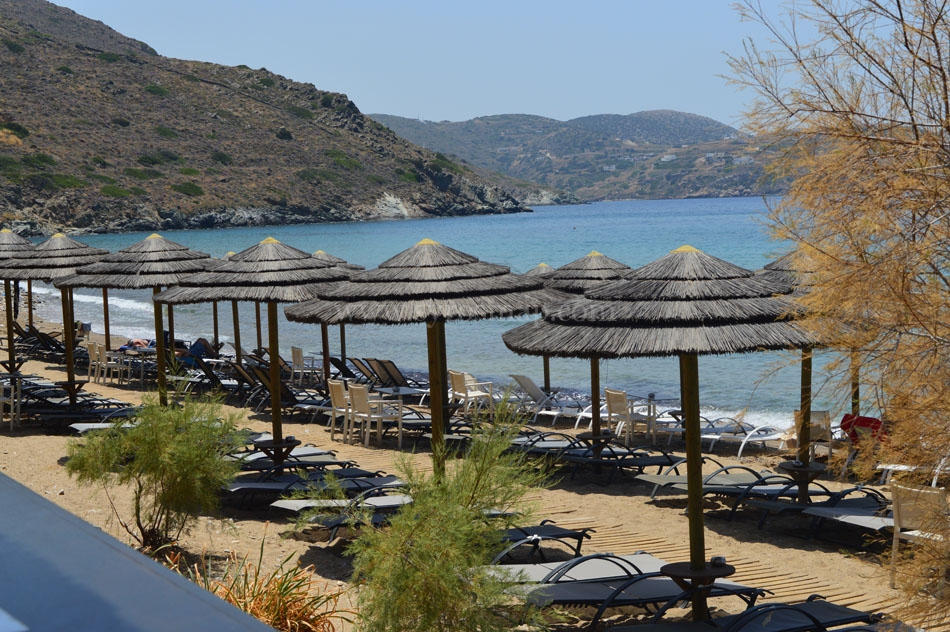 Delfini beach - Syros