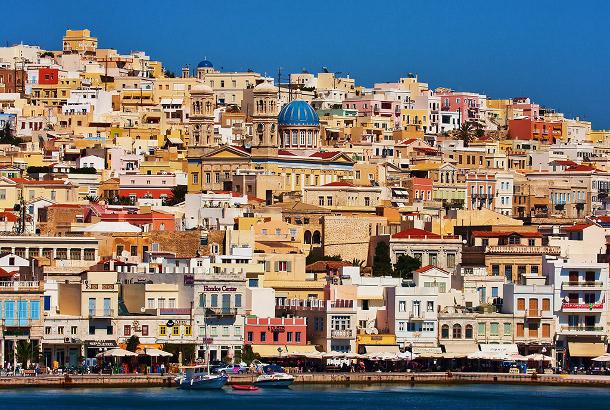 Hermoupolis - Syros