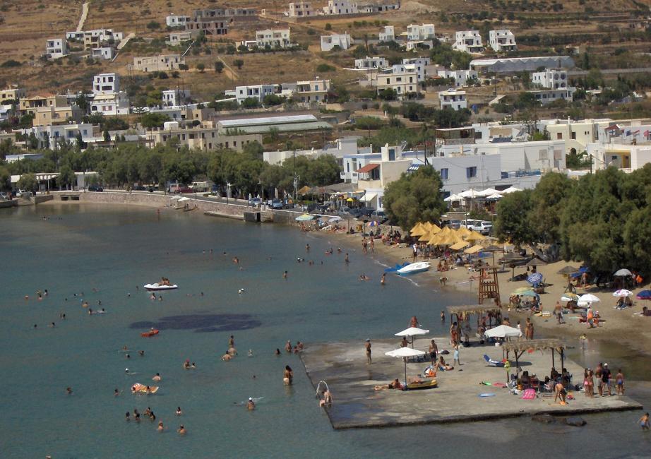 Foinikas beach