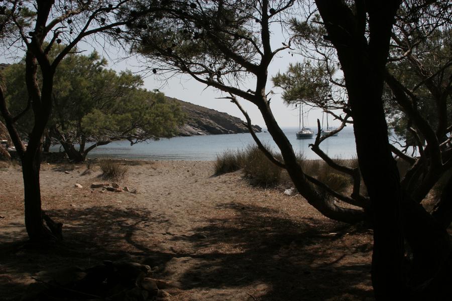 Grammata beach - Syros