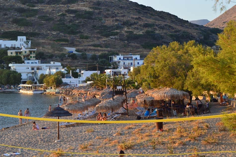 Kini beach - Syros