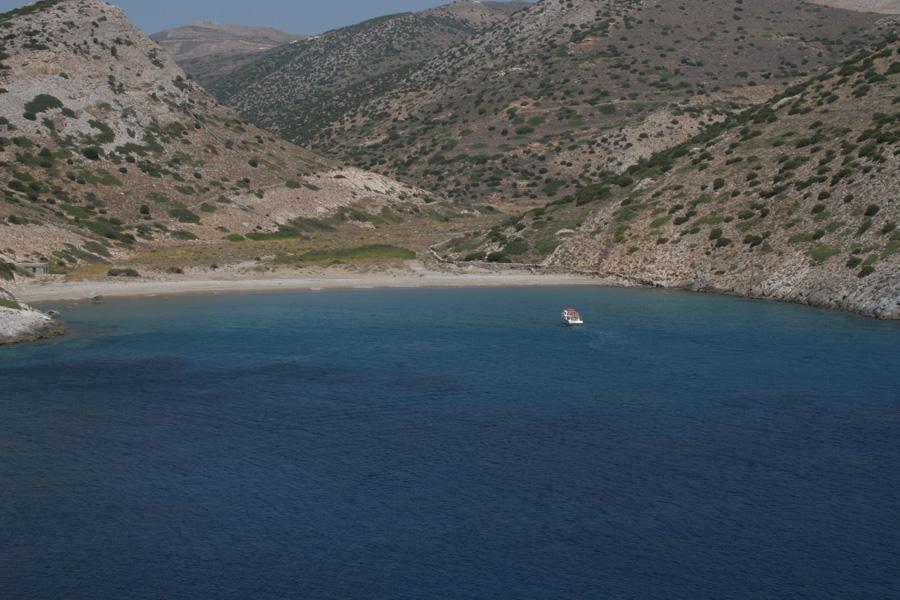 Varvarousa beach - Syros